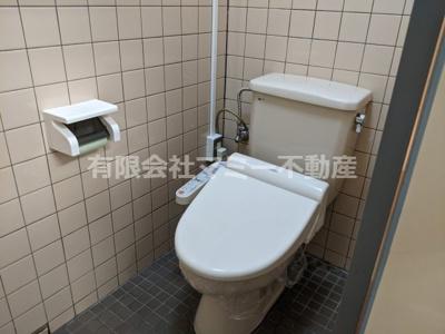【トイレ】安島1丁目事務所H