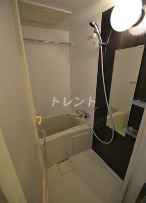 【浴室】ガーラプレシャス代々木北参道