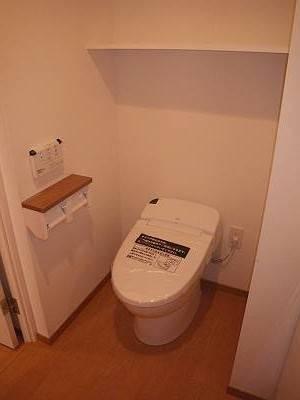 【トイレ】プランタン月島