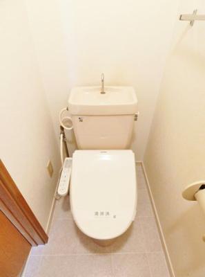 【トイレ】グリーンガーデンハイツ