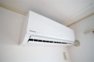 必需品ですねエアコン