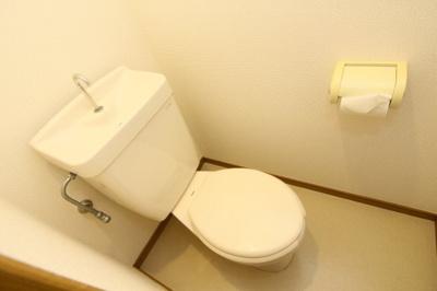 【トイレ】レジデンスフォーユー