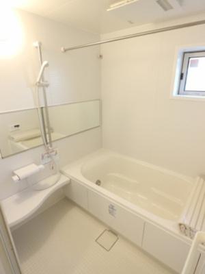 【浴室】BLESS HOUSE柏西町 C