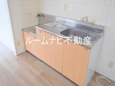 【キッチン】池袋本町共立2
