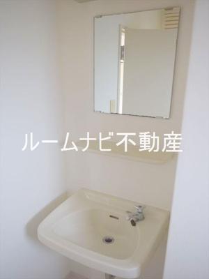 【洗面所】池袋本町共立2