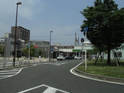南流山駅(つくばエクスプレス線・武蔵野線)