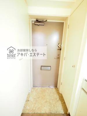 【エントランス】コスモ田端