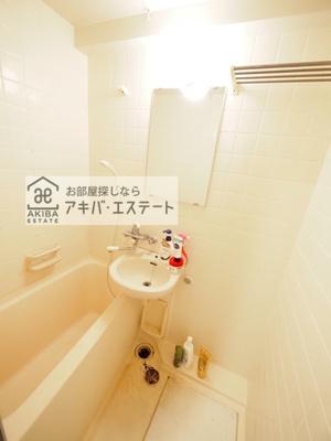 【浴室】コスモ田端