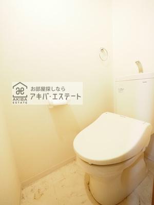 【トイレ】コスモ田端