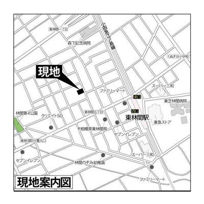 【地図】メゾンドゥカティ