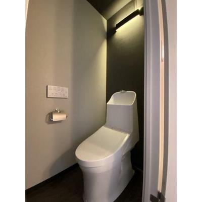 【トイレ】メゾンドゥカティ