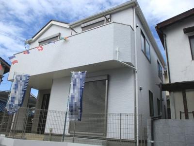 【外観】神戸垂水東垂水Ⅱ 新築戸建