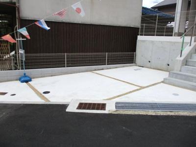 【駐車場】神戸垂水東垂水Ⅱ 新築戸建