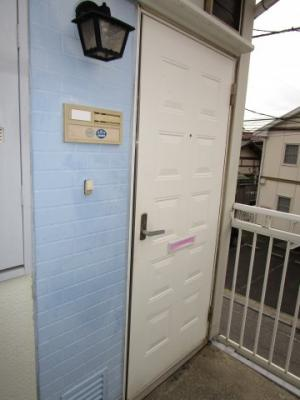 【玄関】セゾン西千葉