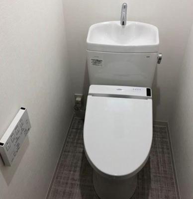 【トイレ】リノスタイル門前仲町