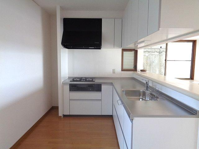 【キッチン】東区香住ヶ丘6丁目戸建