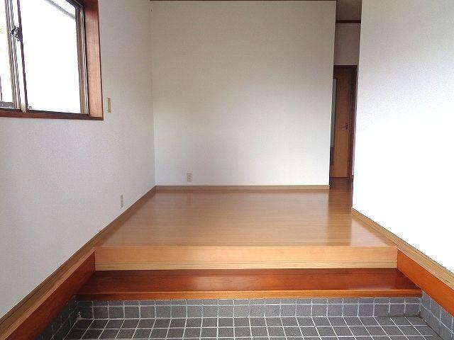 【玄関】東区香住ヶ丘6丁目戸建