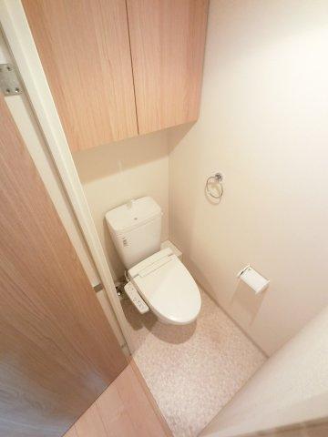 【トイレ】サンクレイドルちはら台ステーションウィズ