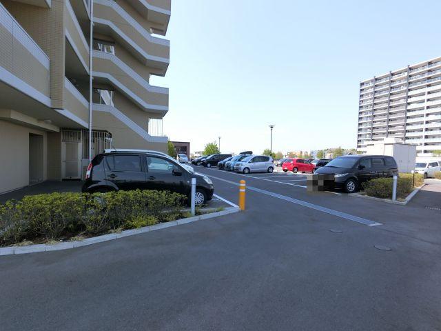 【駐車場】サンクレイドルちはら台ステーションウィズ