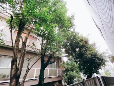 【バルコニー】GRAND TERRACE東山