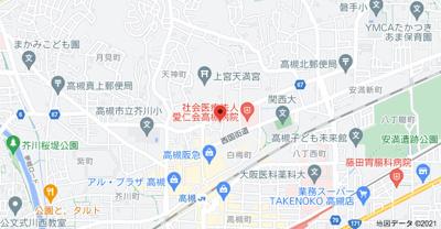 【地図】パラッツォ(株)Roots