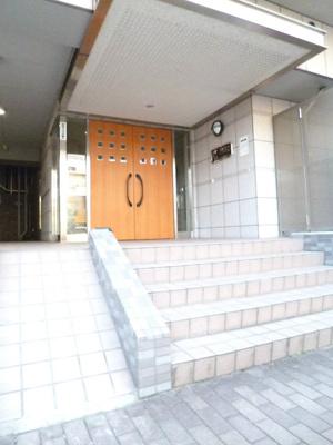 【エントランス】スカイコートヴァンテアン早稲田