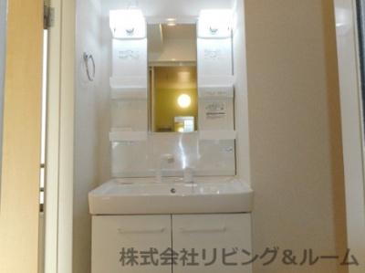 【洗面所】ピボット・Ⅰ棟