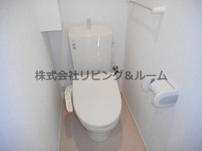 【トイレ】ピボット・Ⅰ棟
