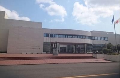 神栖市文化センターまで920m