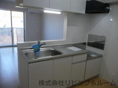 【キッチン】コンフォルターブル・Ⅴ棟