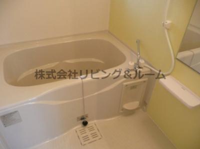 【浴室】コンフォルターブル・Ⅴ棟