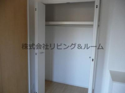 【収納】コンフォルターブル・Ⅴ棟