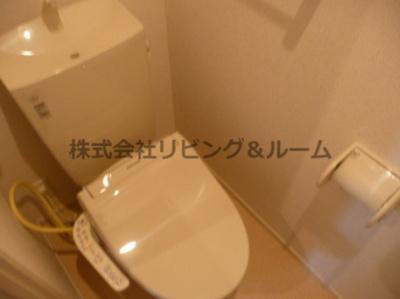 【トイレ】コンフォルターブル・Ⅴ棟