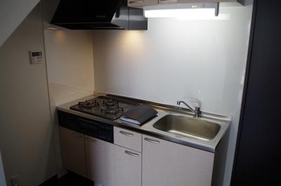 【キッチン】サンロイヤル西北Ⅱ