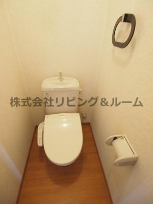 【トイレ】ソレーユ271 C