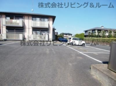 【駐車場】ソレーユ271 C