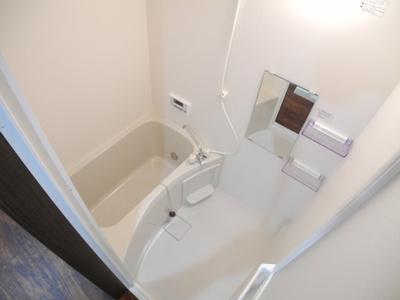 【浴室】リバーガーデンOKA
