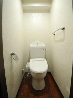 【トイレ】リバーガーデンOKA