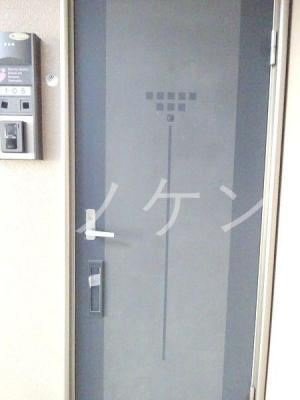 【玄関】ハイツサンライフD