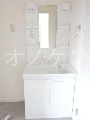 【独立洗面台】ハイツサンライフD