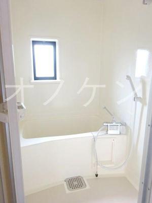 【浴室】ハイツサンライフD