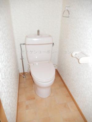 【トイレ】サンビオラ
