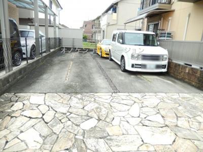 【駐車場】サンビオラ