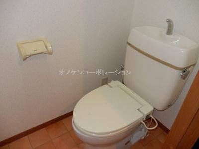 【トイレ】サニーハイツ大島