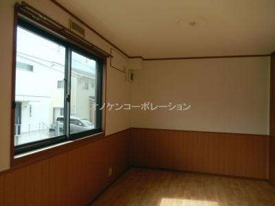 【洋室】サニーハイツ大島