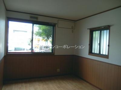 【寝室】サニーハイツ大島