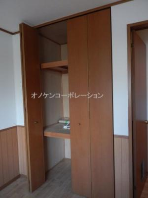 【収納】サニーハイツ大島