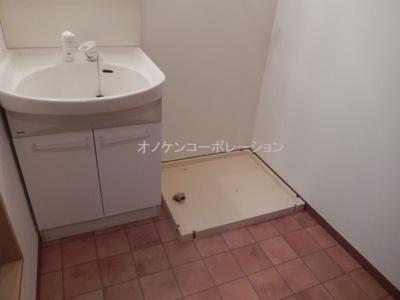 【洗面所】サニーハイツ大島