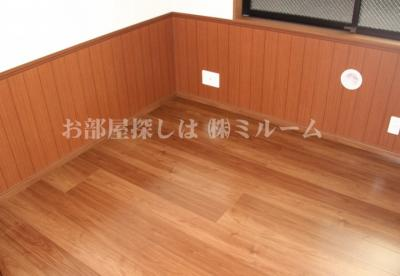 フローリングの洋室です☆(同一仕様写真)
