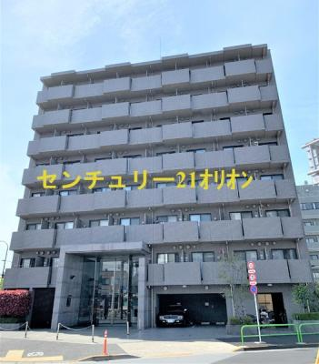 【外観】ルーブル練馬弐番館(ネリマニバンカン)